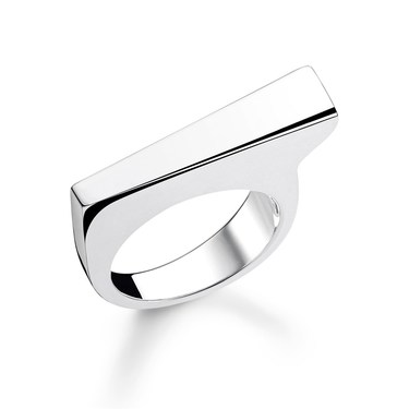 Thomas Sabo Heritage Classic Bar Ring  - Click to view larger image