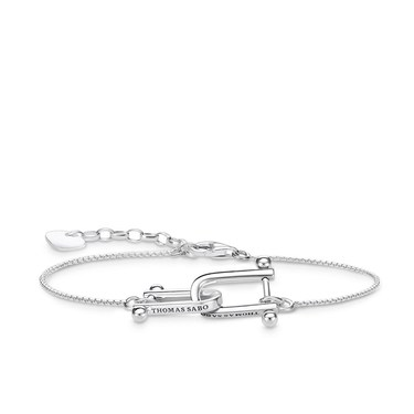 Thomas Sabo Iconic Intertwined Bracelet  - Click to view larger image