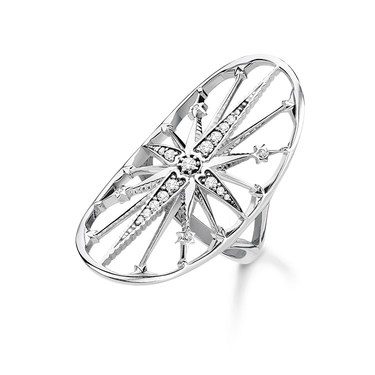 Thomas Sabo Kingdom of Dreams Star Ring 1
