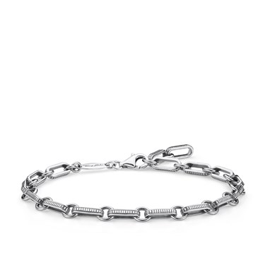 Thomas Sabo Rebel Iconic Chain Bracelet  - Click to view larger image