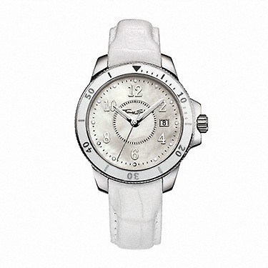 Thomas Sabo White Leather IT Girl Watch