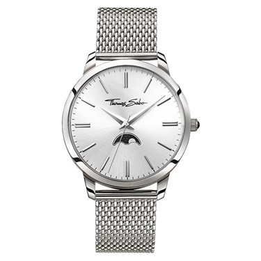 Thomas Sabo Spirit Moonphase Mens Watch  - Click to view larger image