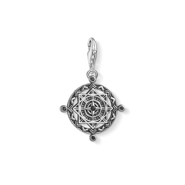 Thomas Sabo Vintage Compass Charm  - Click to view larger image