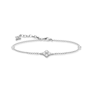 Thomas Sabo White Kingdom of Dreams Bracelet  - Click to view larger image