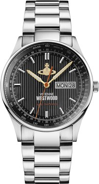 Vivienne Westwood Silver Cranbourne Watch  - Click to view larger image