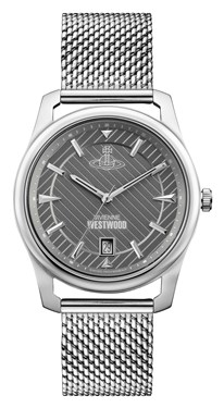 Vivienne Westwood Silver Mesh Holborn Watch  - Click to view larger image