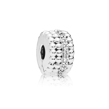 PANDORA Beaded Brilliance Charm  - Click to view larger image