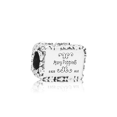 Pandora Disney Mary Poppins Bag Charm - Click to view larger image