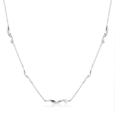 Ania Haie Helix Necklace  - Click to view larger image
