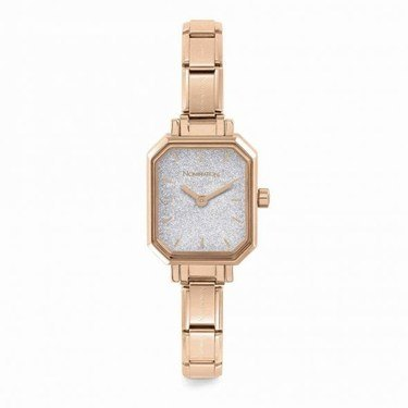 Nomination Paris Rose Gold Plated Glitter Watch  - Click to view larger image