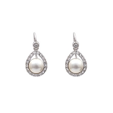 Lily & Rose Emmylou Pearl Earrings  - Click to view larger image