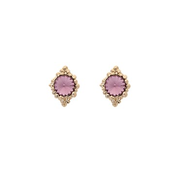 Lily & Rose Miss Bonnie Light Amethyst Earrings  - Click to view larger image