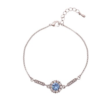 Lily & Rose Miss Sofia Light Sapphire Bracelet  - Click to view larger image