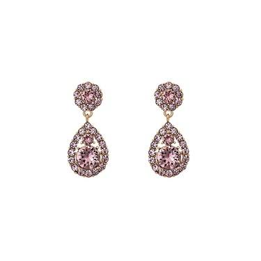 Lily & Rose Petite Sofia Pink Earrings  - Click to view larger image
