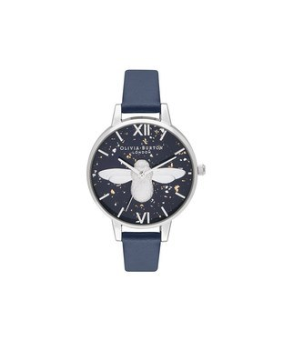 Olivia Burton Midnight 3D Bee Celestial Watch  - Click to view larger image