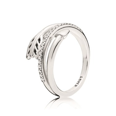 PANDORA Sparkling Arrows Ring  - Click to view larger image