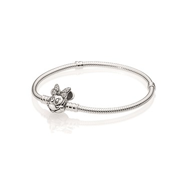 Pandora Disney Moments Shimmering Minnie Bracelet  - Click to view larger image