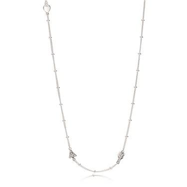 PANDORA Sparkling Arrows Necklace  - Click to view larger image