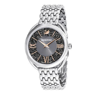 Swarovski Crystalline Glam Steel Watch  - Click to view larger image