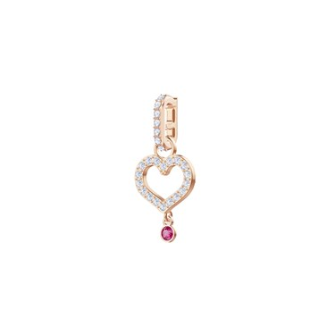 Swarovski Remix Heart Charm  - Click to view larger image