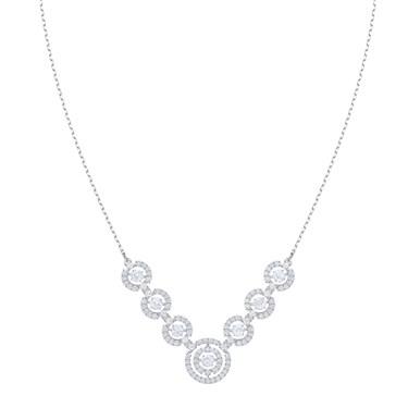 Swarovski Sparkling Dance Large Necklace  - Click to view larger image