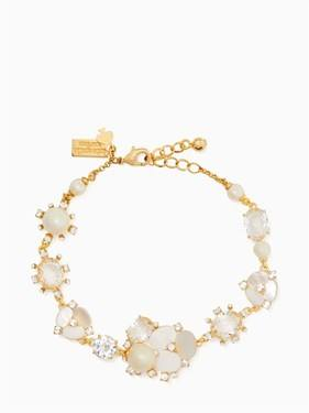 Kate Spade New York Disco Pansy Bracelet  - Click to view larger image
