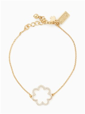 Kate Spade New York Pave Scallop Bracelet  - Click to view larger image