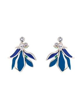 Ted Baker Gold Perisia Paradise Earrings  - Click to view larger image