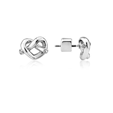 Kate Spade New York Loves me Knot Stud Earrings  - Click to view larger image