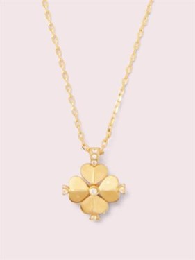 Kate Spade New York Flower Mini Pendant  - Click to view larger image