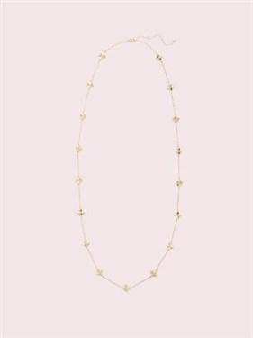 Kate Spade New York Scattered Flower Necklace  - Click to view larger image