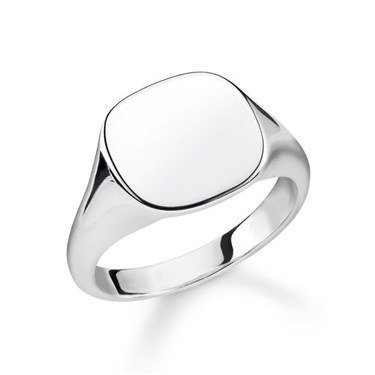 Thomas Sabo Classic Signet Ring  - Click to view larger image