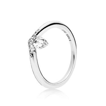 Pandora Classic Wish Ring  - Click to view larger image