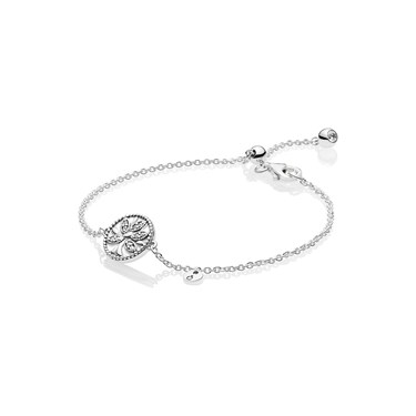 Pandora  Tree of Life Bracelet  - Click to view larger image