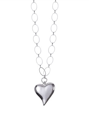 Karma Heart Necklace