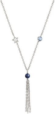 Nomination Silver Bella Dream Crystal Lariat Necklace  - Click to view larger image