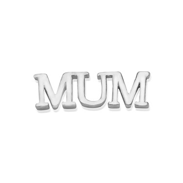 Storie Silver Mum Charm   - Click to view larger image