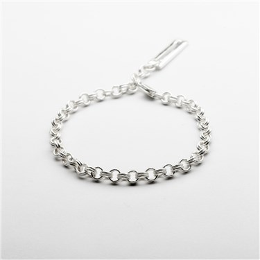 Tutti & Co Silver Realm Core Bracelet  - Click to view larger image