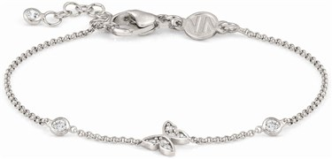 Nomination Silver Primavera Butterfly Bracelet  - Click to view larger image