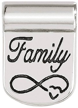Nomination Silver SeiMia Family Charm   - Click to view larger image