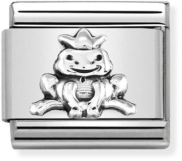 Nomination Frog Prince Charm  - Click to view larger image