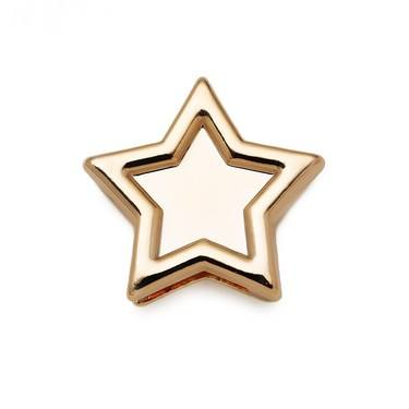 Karma Gold Star Charm  - Click to view larger image