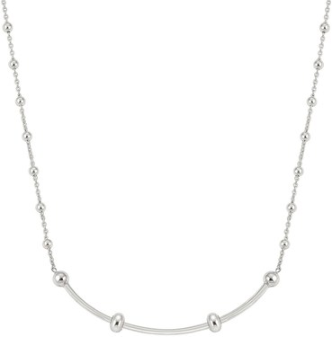 Nomination Silver SeiMia Ball Chain Necklace  - Click to view larger image
