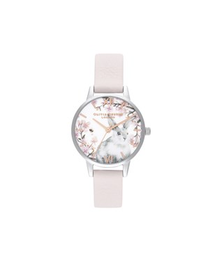 Olivia Burton Blossom Bunny Rose Gold Watch  - Click to view larger image