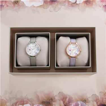 Olivia Burton Sunlight Floral Gift Set  - Click to view larger image