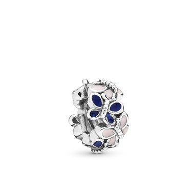 Pandora Butterfly Arrangement Spacer  - Click to view larger image