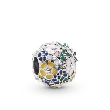 Pandora Classic Flower Arrangement Charm  - Click to view larger image