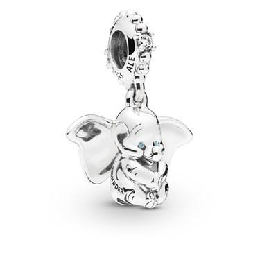 Pandora Disney Dumbo Pendant Charm  - Click to view larger image