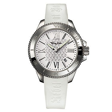 Thomas Sabo White Rebel At Heart Watch