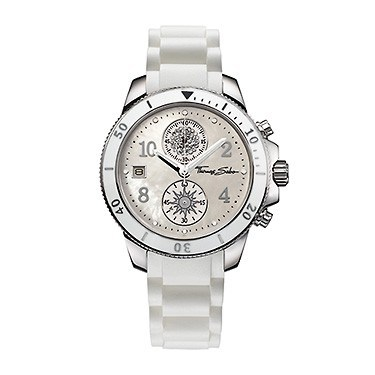 Thomas Sabo Mother of Pearl It Girl Watch